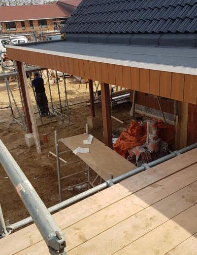 aanbouw dak